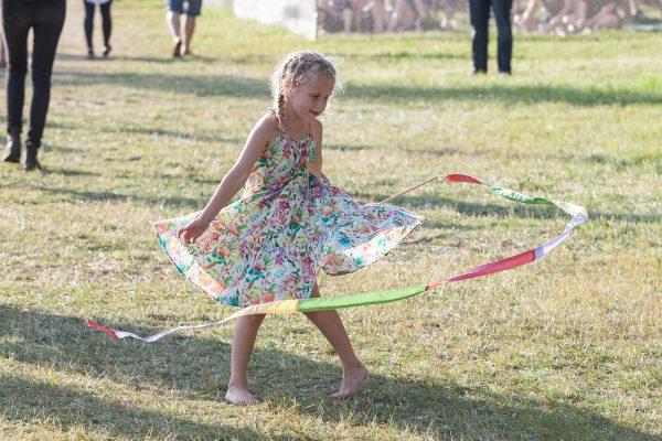 Winnipeg Folk Festival child photo