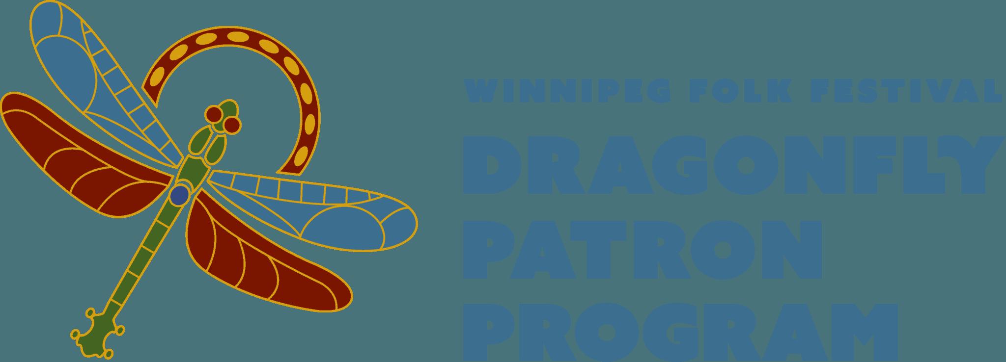 Winnipeg Folk Festival Dragonfly Patron Program