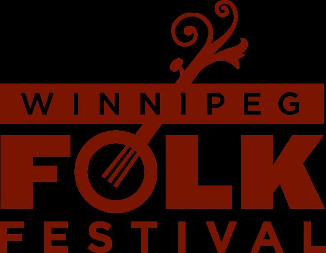 Winnipeg Folk Festival logo