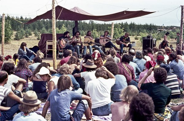 Winnipeg Folk Festival historical photo